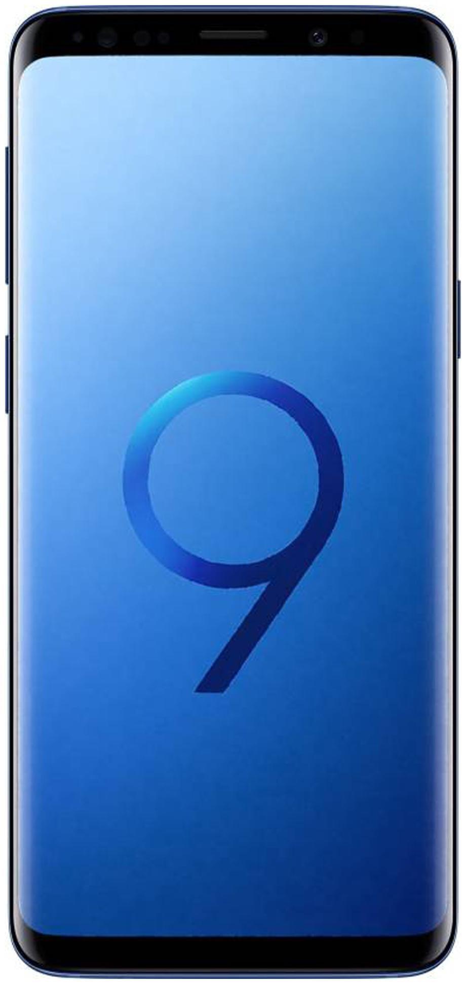 Samsung Galaxy S9 Plus (64 GB)(6 GB RAM)