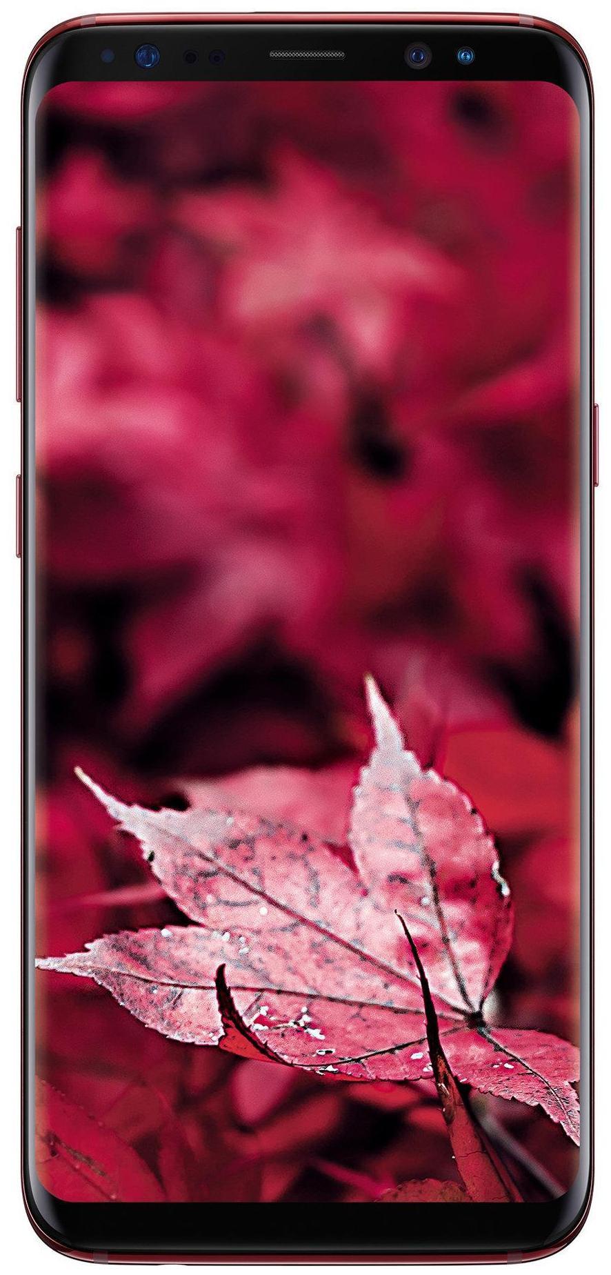 Samsung Galaxy S8 64GB Burgundy Red