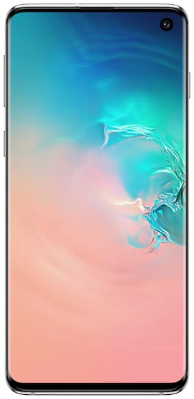 Samsung Galaxy S10 8 GB 512 GB White