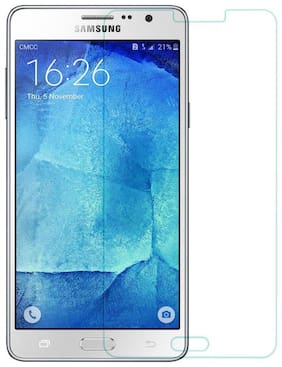 Samsung Galaxy ON5 Tempered Glass/Screen Guard By Jabox