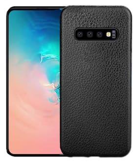 Samsung Galaxy S10e case leather cover