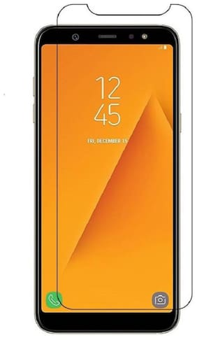 Mobality Tempered Glass For Samsung Galaxy J6