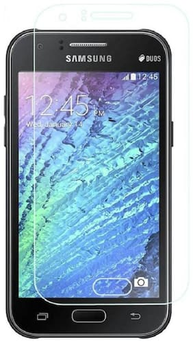 Mobality Tempered glass For Samsung galaxy j1