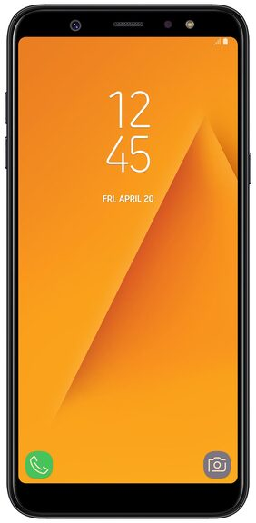 Samsung Galaxy A6 Plus 64GB Black