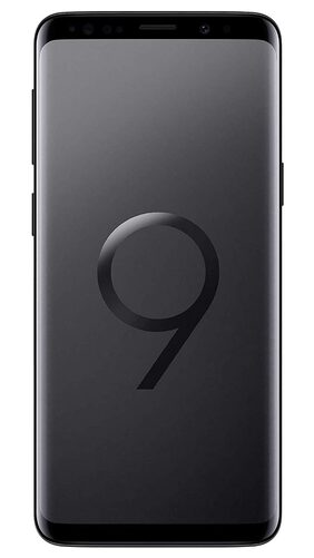 Samsung Galaxy S9 128 GB (Midnight Black)