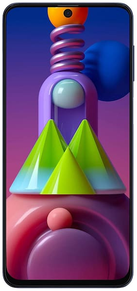 Samsung Galaxy M51 6 GB 128 GB Celestial Black