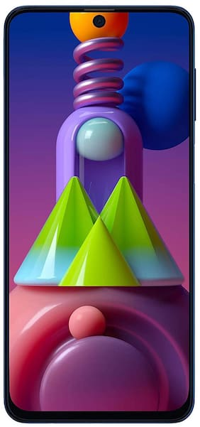 Samsung Galaxy M51 6 GB 128 GB Electric Blue