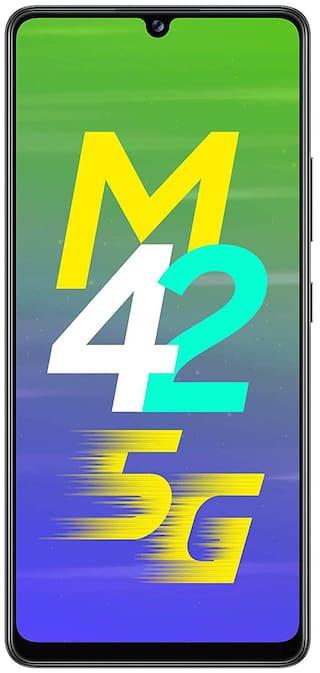 Samsung Galaxy M42 6 GB 128 GB Prism Dot Black