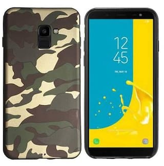 sneakers for cheap aacc6 f746f Buy Samsung Galaxy J6 Infinity Back Cover Online at Low Prices in ...