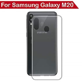 Samsung Galaxy M20 Transparent Cover