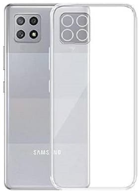 Samsung Galaxy A22 5G Soft Silicon Transparent Back Cover