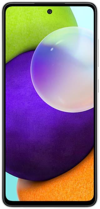Samsung Galaxy A52 8 GB RAM 128 GB White