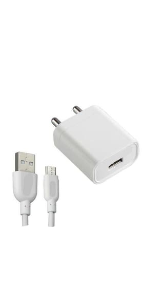 Samsung Galaxy j7 Compatible Charger / Wall Charger / Travel Charger /  Mobile Charger With USB Cable 2A