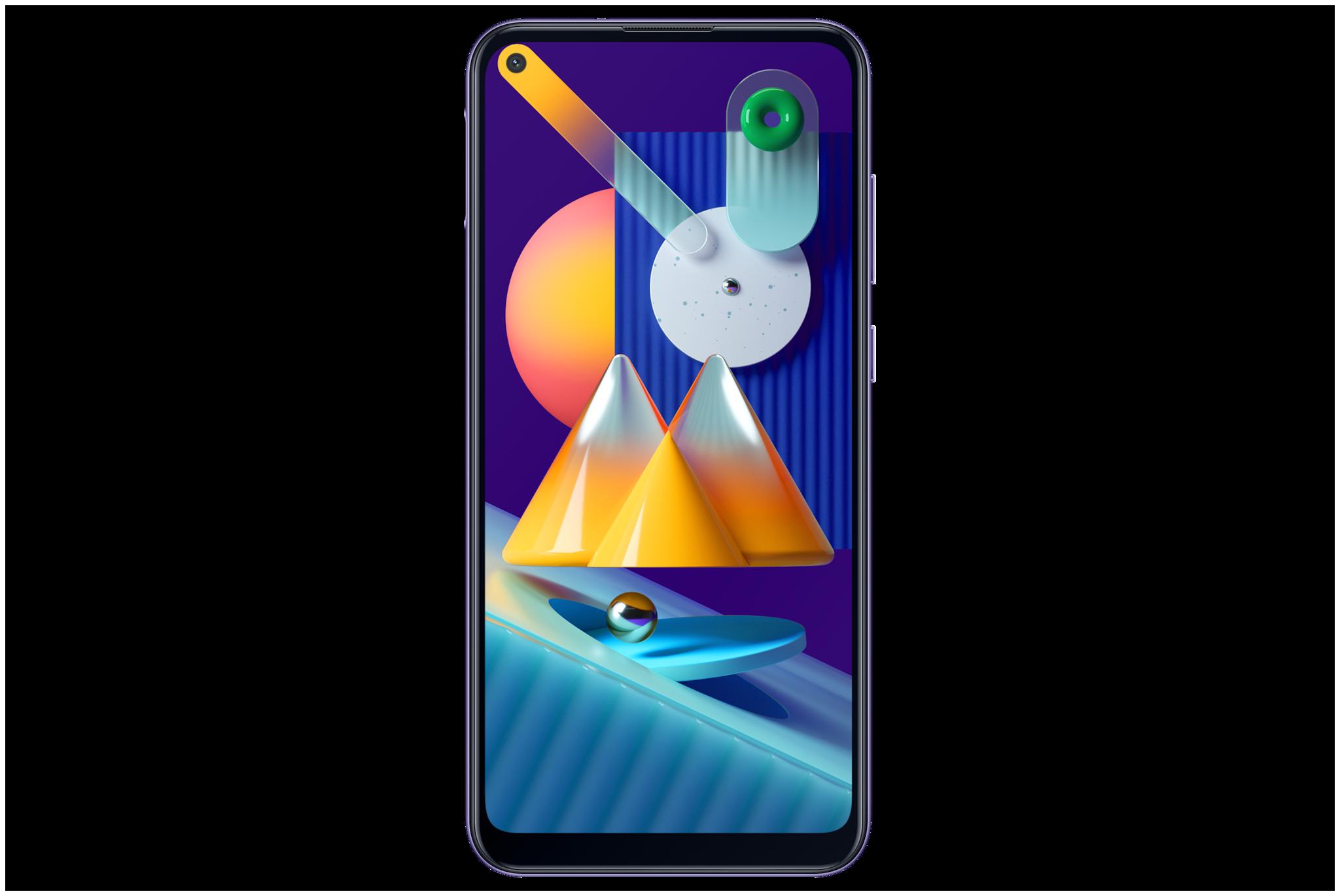 Samsung Galaxy M11 (Violet, 32 GB)