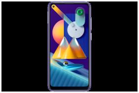 Samsung Galaxy M11 3 GB 32 GB Violet