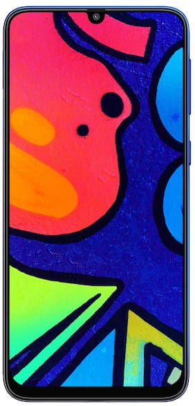 Samsung Galaxy F41 6 GB 64 GB Fusion Blue