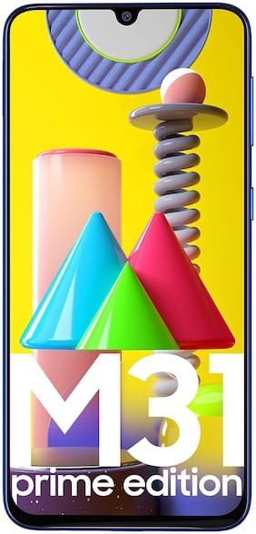 Samsung Galaxy M31 Prime Edition 6 GB 128 GB (Ocean Blue)