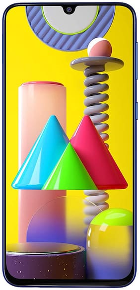 Samsung Galaxy M31 6 GB 128 GB Ocean Blue