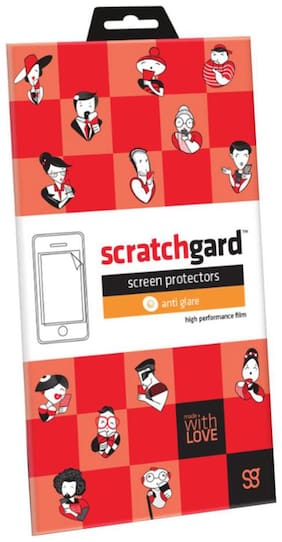 Samsung Galaxy S7 (G930) for Only Back AntiGlare Screen Guard By Scratchgard