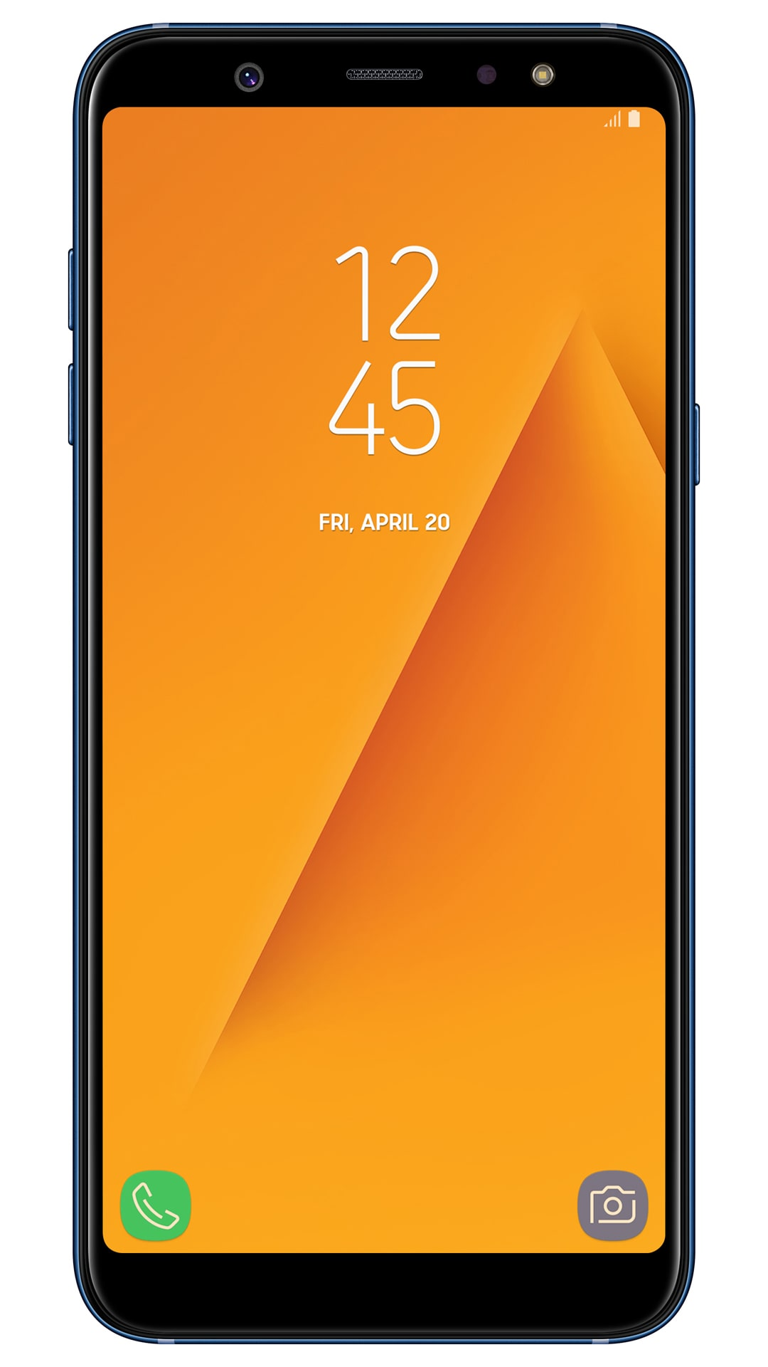 Samsung Galaxy A6 Plus 64GB Blue