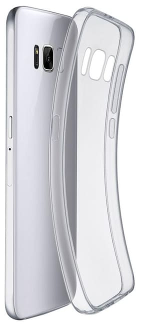 Samsung Galaxy J1 4G Transparent Back Cover By TSV Ultra-thin and lightweight. Protection against back scratches