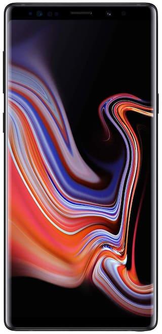 Samsung Galaxy Note 9 6 GB 128 GB Midnight Black