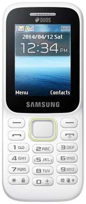 Samsung Guru Music 2 B310 (White)