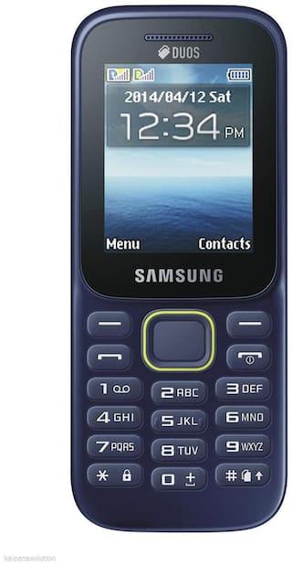 Samsung Guru Music 2 Dual SIM (Blue)