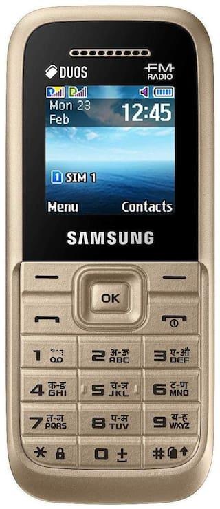 Samsung Guru FM Plus Gold