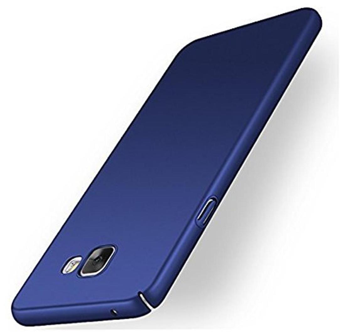 samsung j7 prime back cover blue