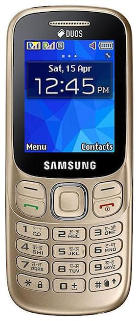 Samsung Metro Dual Sim Gold