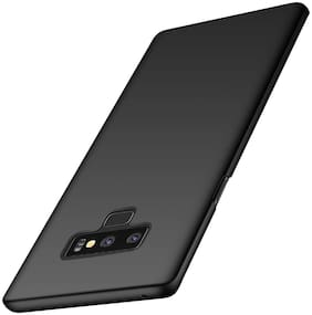 Accessories Kart Silicone Back Cover For Samsung Galaxy Note 9 ( Black )