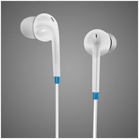 Saregama Carvaan GX01 In-Ear Wired Headphone ( White )