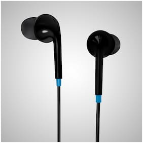 Saregama Carvaan GX01 In-Ear Wired Headphone ( Black )