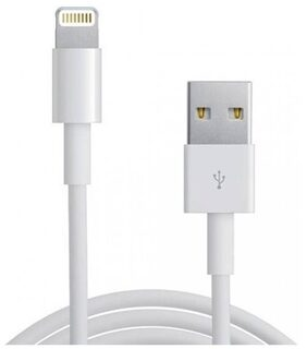 SBA ENTICE  IPHONE 5/6/6 DATA CABLE CUM  FAST CHARGING CABLE