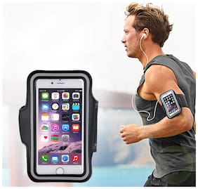 Scoria Sports Arm Band for Smartphones ( 4.5- 6 inch )