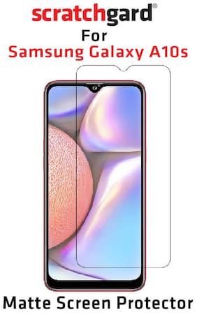 Scratchgard Anti Glare PET Film Screen Protector for S Galaxy A10S