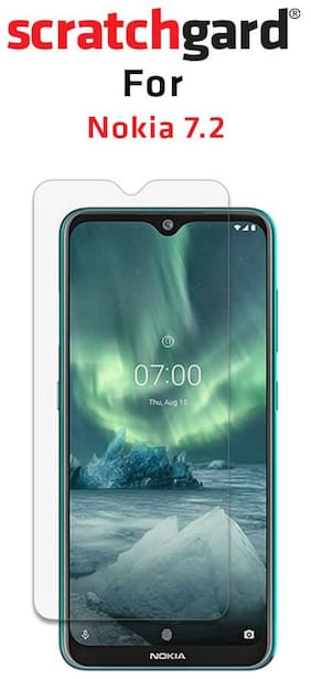 Scratchgard Ultra Clear PET Film Screen Protector for Nokia 7.2