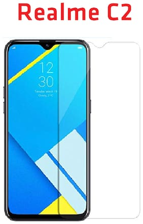 Scratchgard Nano Glass Film for Realme C2