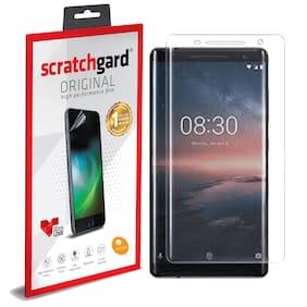 Scratchgard Screen Guard For Nokia 8 Sirocco