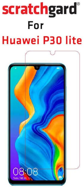 Scratchgard Nano Glass Film for Huawei P30 lite