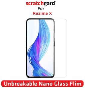 Scratchgard Nano Glass Film for Realme X