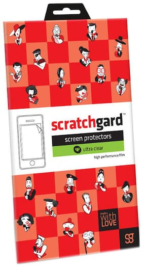 Scratchgard Ultra Clear Protector for Asus Zenfone Go ZB551KL
