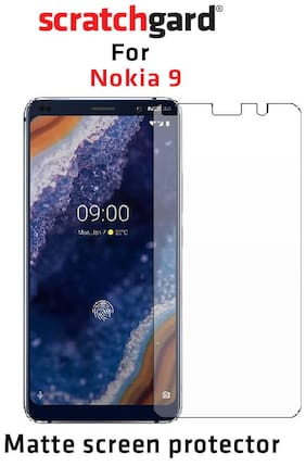 Scratchgard Screen guard For Nokia 9