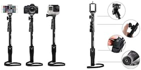 Selfie Stick Tripod Mini Extendable Monopod Universal for iPhone for Samsung Selfie Stick BY TSV