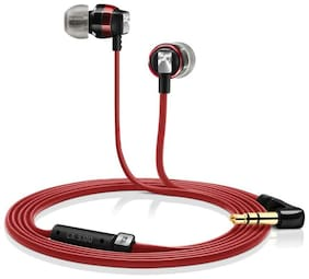 Sennheiser CX 3.00 In-Ear Wired Headphone ( Red )