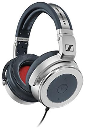 Sennheiser HD 630VB Hi-Res Audiophile Closed Back Over-Ear Headphone with Stand