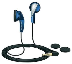 Sennheiser 505435 In-ear Wired Headphone ( Blue )