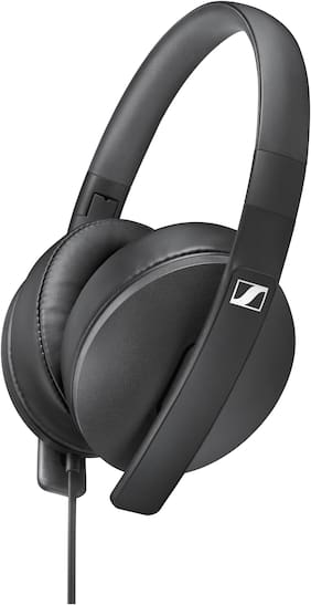 Sennheiser HD 300 Over-Ear Wired Headphone ( Black )