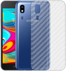 ShiningZon Ultrathin Clear Transparent Back Skin Rear Screen Guard Protector Sticker Film Wrap Not Glass for Samsung Galaxy A2 Core